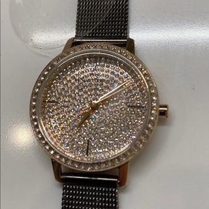 And Klein new Sparkle watch